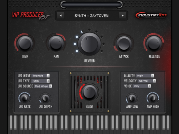 Industrykits VIP Producer VST x86 x64