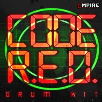 Сэмплы Empire Soundkits Code Red Drum Kit
