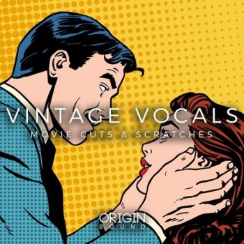 Сэмплы Origin Sound Vintage Vocals Movie Cuts And Scratches