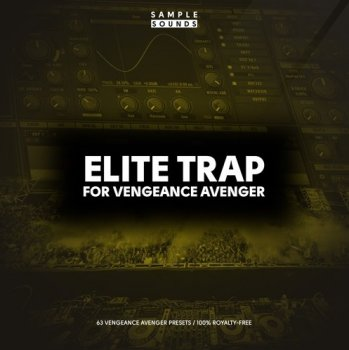 Пресеты Sample Sounds Elite Trap for Avenger