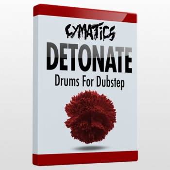 Сэмплы Cymatics Detonate Drums for Dubstep