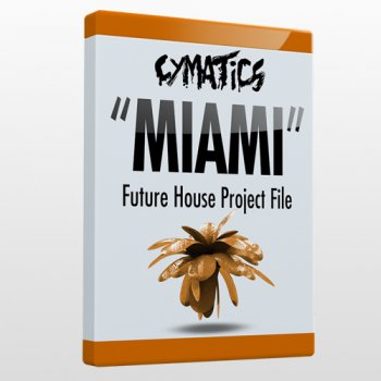 Проекты Cymatics Miami Future House Project File