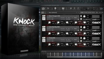 Producer Grind Knock Industry 808 (KONTAKT)