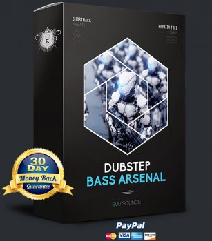 Сэмплы Ghosthack Dubstep Bass Arsenal
