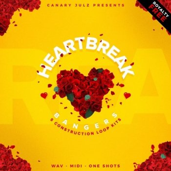 Сэмплы Canary Julz LLC - HeartBreak Bangers