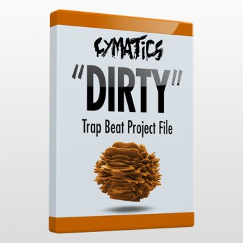Проект Cymatics Dirty Trap Beat Project File