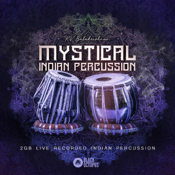 Сэмплы перкуссии - Black Octopus Sound K.V.Balakrishnan Mystical Indian Percussion