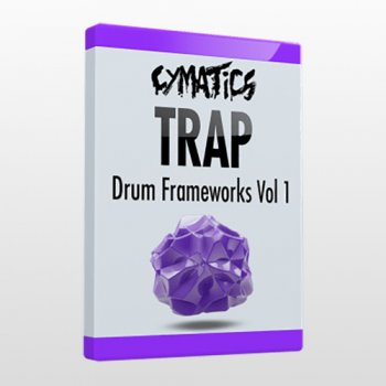 Проект Cymatics Trap Drum Frameworks Vol.1 (Ableton Live)