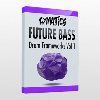 Cymatics Future Bass Drum Frameworks Vol.1 (Ableton Live)
