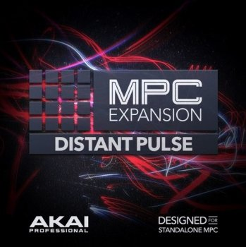 Сэмплы AKAI MPC Software Expansion Distant Pulse