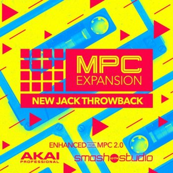 Сэмплы AKAI MPC Software Expansion New Jack Throwback