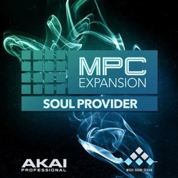 Сэмплы AKAI MPC Software Expansion Soul Provider
