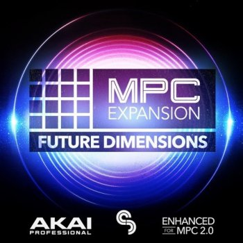 Сэмплы AKAI MPC Software Expansion Future Dimensions
