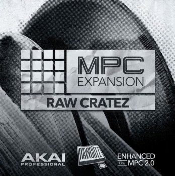 Сэмплы AKAI MPC Software Expansion Raw Cratez