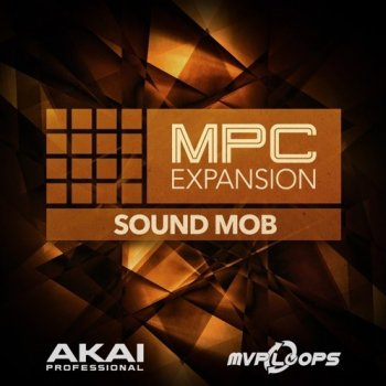 Сэмплы AKAI MPC Software Expansion Sound Mob