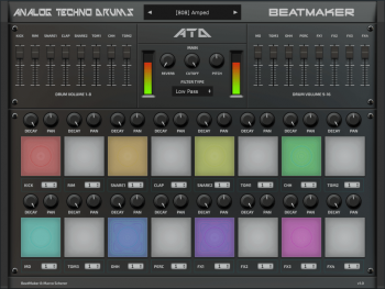 BeatMaker Analog Techno Drums v1.0.0 x86 x64