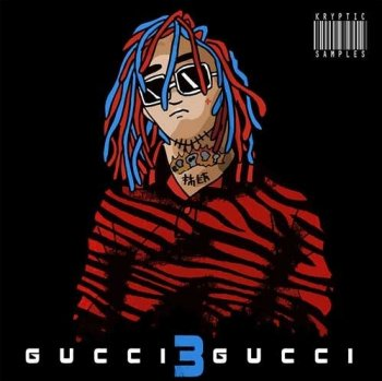 Сэмплы Kryptic Samples Gucci Gucci 3