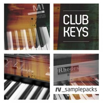 Сэмплы RV Samplepacks RV Club Keys