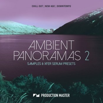 Сэмплы Production Master Ambient Panoramas 2