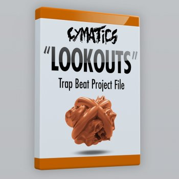 Проект Cymatics Lookouts Trap Beat Project File