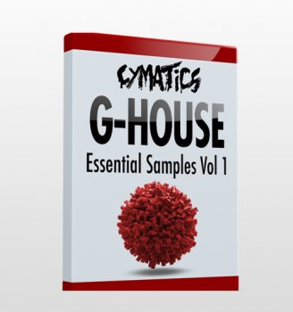Сэмплы Cymatics G-House Essential Samples Vol.1