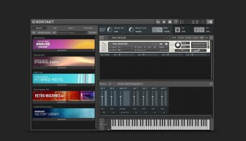 Native Instruments Kontakt 6 v6.0.2 x86 x64
