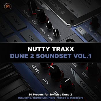 Пресеты Nutty Traxx Dune 2 Soundset