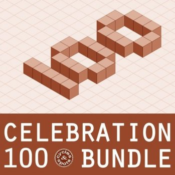 Сэмплы Cycles and Spots Celebration 100 Bundle
