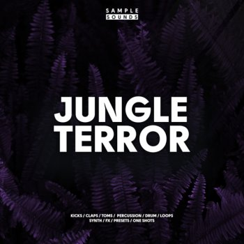 Сэмплы Sample Sounds Jungle Terror