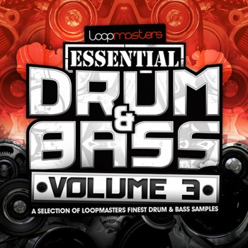 Сэмплы Loopmasters Essentials 41 Drum and Bass Vol 3