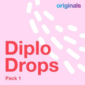 Сэмплы Sounds Originals Diplo Drops Pack 1