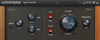 Kazrog Synth Warmer v1.0.2 x64