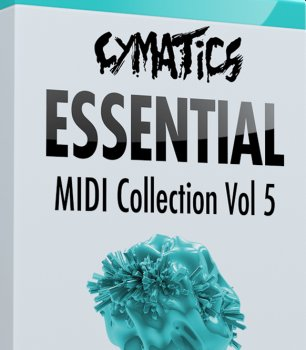 MIDI файлы - Cymatics Essential MIDI Collection Vol.5