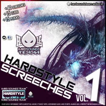 Пресеты Hard Soundz Team Hardstyle Screeches Vol. 1 For Sylenth