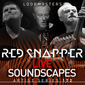 Сэмплы Loopmasters Red Snapper Live Soundscapes