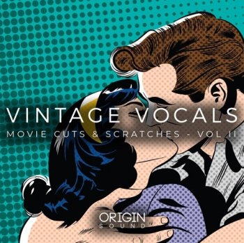 Сэмплы вокала - Origin Sound Vintage Vocals Movie Cuts And Scratches Volume 2