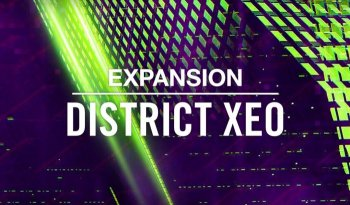 Расширение - Native Instruments Expansion DISTRICT XEO v1.0.0 (Maschine 2)