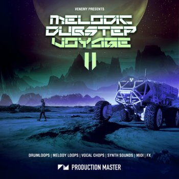 Сэмплы Production Master Melodic Dubstep Voyage II