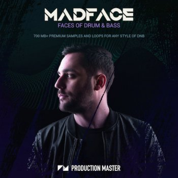 Сэмплы Production Master Madface - Faces of Drum & Bass