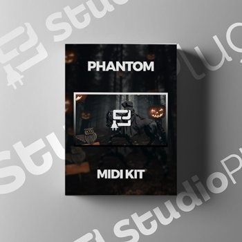 MIDI файлы - StudioPlug Phantom MIDI Kit