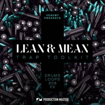Сэмплы Production Master Lean And Mean Trap Toolkit