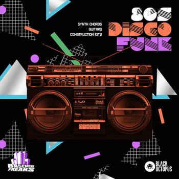 Сэмплы Black Octopus Sound 80s Disco Funk
