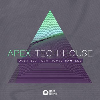 Сэмплы Black Octopus Sound Apex Tech House