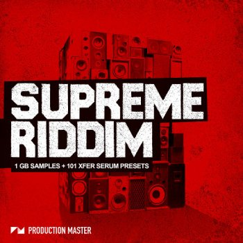 Сэмплы Production Master Supreme Riddim