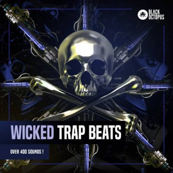 Сэмплы Black Octopus Sound Wicked Trap Beats