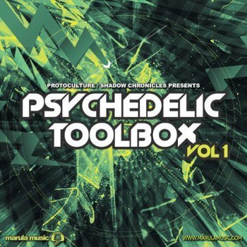 Сэмплы Black Octopus Sound Psychedelic Toolbox Vol 1