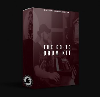 Сэмплы DJ Shawdi P The Go-To Drum Kit