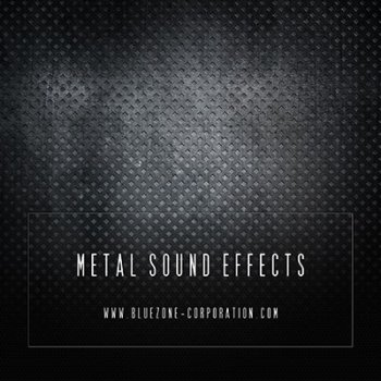 Звуковые эффекты - Bluezone Corporation Metal Sound Effects