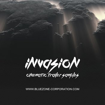 Сэмплы Bluezone Corporation Invasion Cinematic Trailer Samples