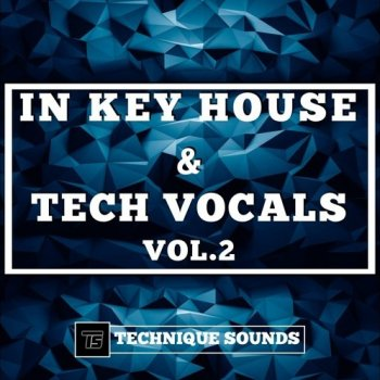 Сэмплы Technique Sounds In Key House and Tech Vocals Vol.2